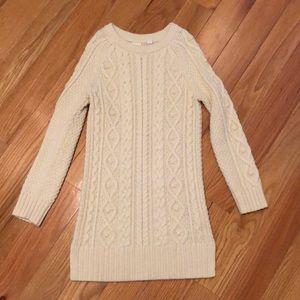 Gap sweater dress